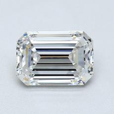 Recommended Stone #4: 2.01-Carat Emerald Cut