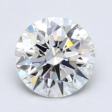 Recommended Stone #2: 1.06-Carat Round Cut Diamond