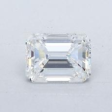 Target Stone: 1,02-Carat Emerald Cut Diamond