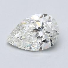 Recommended Stone #4: 0.97-Carat Pear Cut Diamond