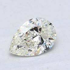Recommended Stone #4: 0.93-Carat Pear Cut Diamond