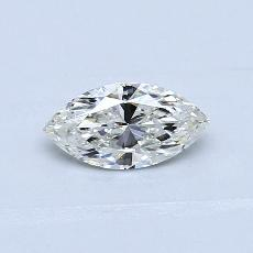 Recommended Stone #2: 0.54-Carat Marquise Cut