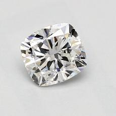 Recommended Stone #4: 0,73-Carat Cushion Cut Diamond