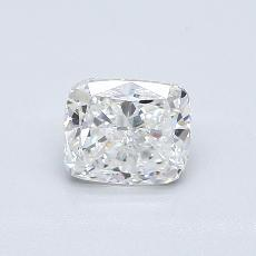 Recommended Stone #4: 0.98-Carat Cushion Cut Diamond
