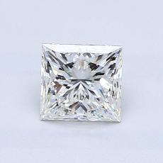 1.01 Carat 公主方形 Diamond Astor 理想 I VVS1