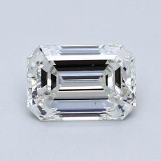 Pierre recommandée n°4: Diamant 0,90carat taille émeraude