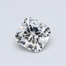 Recommended Stone #2: 0,70-Carat Cushion Cut Diamond