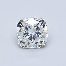 Recommended Stone #2: 0.74-Carat Cushion Cut Diamond