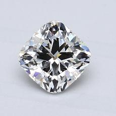 Recommended Stone #3: 1.09-Carat Cushion Cut Diamond