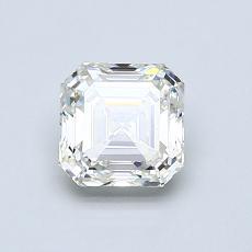 推薦鑽石 #1: 0.90  克拉上丁方形鑽石