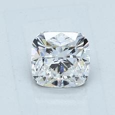 1.01-Carat Cushion Diamond ASTOR D VS2