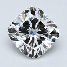 Target Stone: 1.71-Carat Cushion Cut Diamond