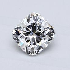 1.01-Carat Cushion Diamond ASTOR E VS1
