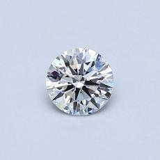 0.30 Carat 圓形 Diamond Astor 理想 D VS2