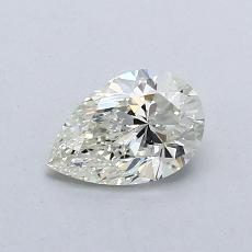 Recommended Stone #1: 0.58-Carat Pear Shaped