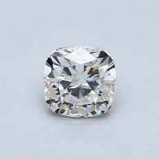 0.73-Carat Cushion Diamond ASTOR G VVS2