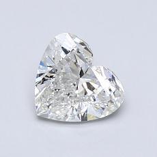 Target Stone: 0.90-Carat Heart Cut Diamond