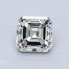 Recommended Stone #1: 0.95-Carat Asscher Cut Diamond