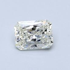Recommended Stone #3: 0.60-Carat Radiant Cut Diamond
