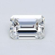 Recommended Stone #3: 1.35-Carat Emerald Cut Diamond