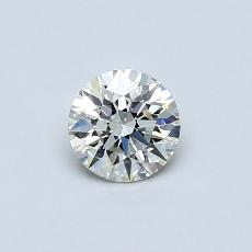 Recommended Stone #3: 0,44-Carat Round Cut Diamond