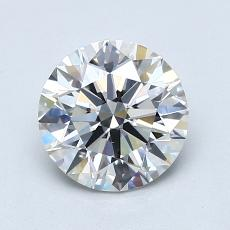 Target Stone: 1.21-Carat Round Cut Diamond