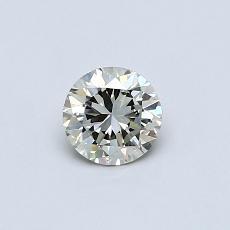 推薦鑽石 #1: 0.40  克拉圓形切割