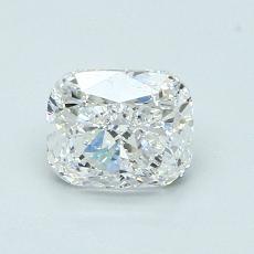 1.01 Carat 垫形 Diamond 非常好 E VVS1