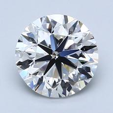 Recommended Stone #1: 2.00-Carat Round Cut Diamond