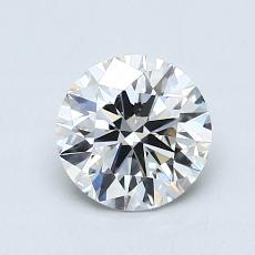 Recommended Stone #3: 0,82-Carat Round Cut Diamond