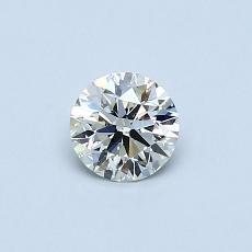 Recommended Stone #4: 0.40-Carat Round Cut Diamond