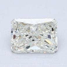 Recommended Stone #3: 1,21-Carat Radiant Cut Diamond