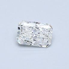 推荐宝石 2:0.33 克拉雷地恩明亮式钻石