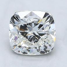 Recommended Stone #3: 1.24-Carat Cushion Cut Diamond