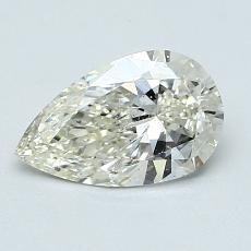 Target Stone: 1.03-Carat Pear Cut Diamond
