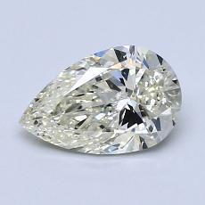 Target Stone: 1.00-Carat Pear Cut Diamond