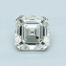 1.01 Carat 上丁方形 Diamond 非常好 K VVS2