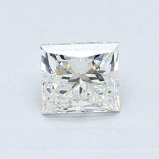 Target Stone: 0.71-Carat Princess Cut Diamond