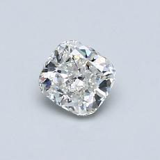 Target Stone: 0.51-Carat Cushion Cut Diamond