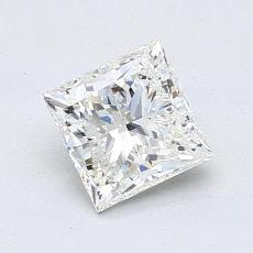 Recommended Stone #3: 1.21-Carat Princess Cut Diamond