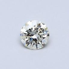 推荐宝石 2:0.30克拉圆形切割钻石