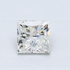 Target Stone: 0.70-Carat Princess Cut Diamond