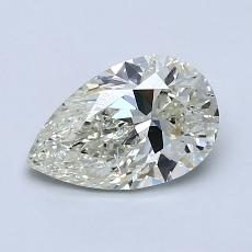 Recommended Stone #2: 1.06-Carat Pear Cut Diamond