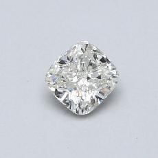Recommended Stone #1: 0.40-Carat Cushion Cut Diamond