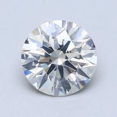 オススメの石No.3:1.07カラットのラウンドカットダイヤモンド