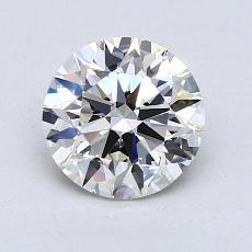 1.28 Carat 圓形 Diamond 理想 H VS1