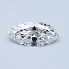 Target Stone: 0.40-Carat Marquise Cut Diamond