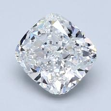 Recommended Stone #2: 1.80-Carat Cushion Cut Diamond