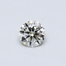 Recommended Stone #3: 0.33-Carat Round Cut Diamond