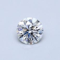 Recommended Stone #4: 0.41-Carat Round Cut Diamond